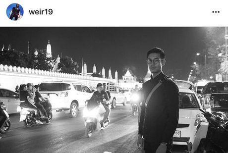Sao Thai, sao Han cung mac do den lang le toi tien biet Quoc vuong Bhumibol - Anh 10