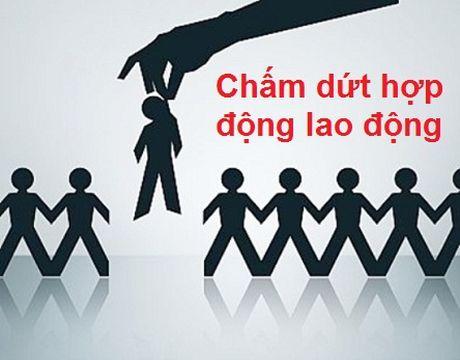 Muon cham dut HDLD xac dinh thoi han phai lam the nao? - Anh 1