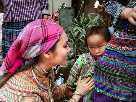 Vu Hoang My trai nghiem du lich bui Tay Bac - Anh 2