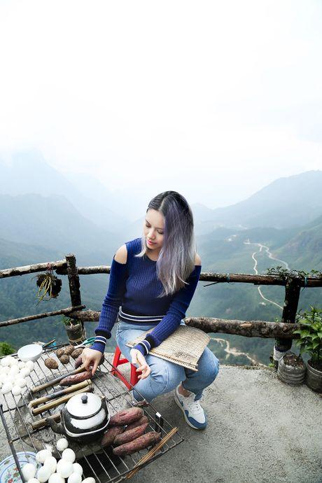 Vu Hoang My trai nghiem du lich bui Tay Bac - Anh 4