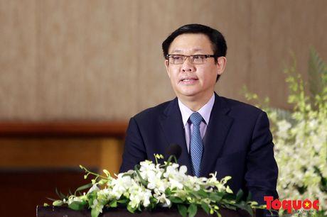Pho Thu tuong Vuong Dinh Hue keu goi ung ho dong bao mien Trung - Anh 1