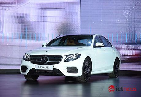 Can canh cap doi Mercedes E-class vua ra mat - Anh 2