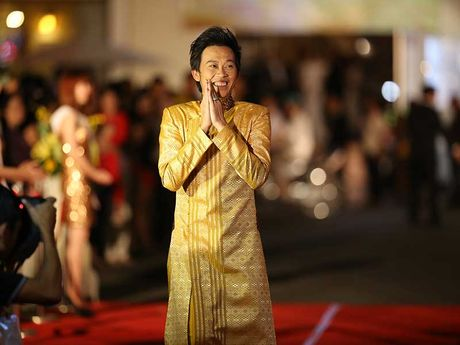 Giai Mai Vang to chuc gameshow - Anh 1