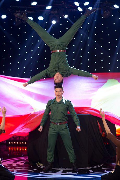 MC Hong Phuong bau 6 thang van giup chong chuan bi live show - Anh 6