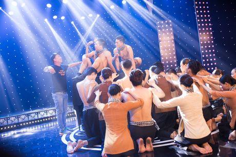 MC Hong Phuong bau 6 thang van giup chong chuan bi live show - Anh 7