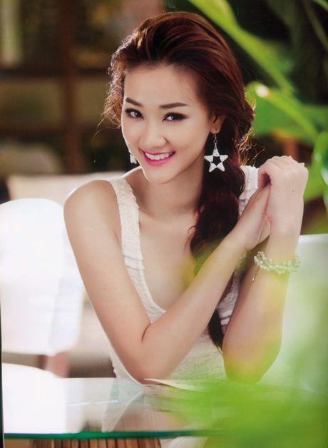Maya: 'Hon Huy Khanh rat ngot ngao' - Anh 3