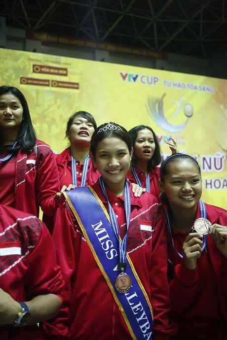 Ngam ve dep Hoa khoi bong chuyen VTV Cup 2016 - Anh 4