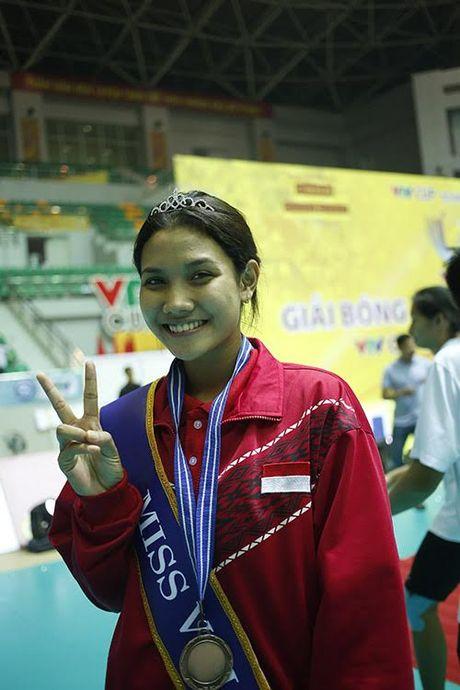 Ngam ve dep Hoa khoi bong chuyen VTV Cup 2016 - Anh 5