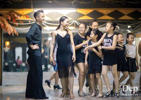 Kien tuong dancesport Nha Khanh: 'Chi Anh tung tim ban nhay moi cho em' - Anh 6