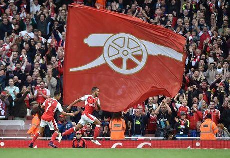 Arsenal bang diem Man City, CDV 'Phao thu' mo ve chuc vo dich Premier League - Anh 1