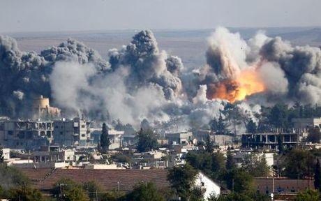 Doi dau quan su giua Nga va My lieu co xay ra o Syria? - Anh 1