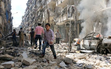 Doi dau quan su giua Nga va My lieu co xay ra o Syria? - Anh 4