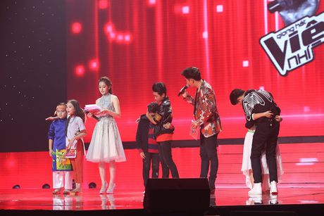 The Voice Kids 2016: Lo dien top 3 nam tay nhau vao chung ket - Anh 13