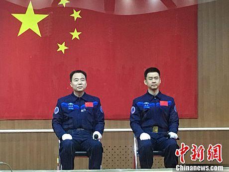 Trung Quoc chuan bi phong tau Than Chau 11 - Anh 1