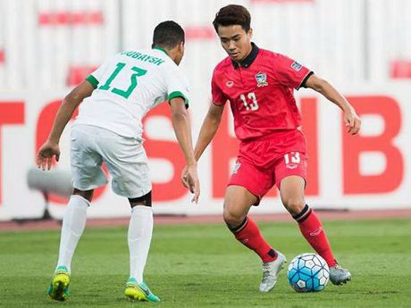 Thua 2 tran, Thai Lan het hy vong o giai chau A 2016 - Anh 1