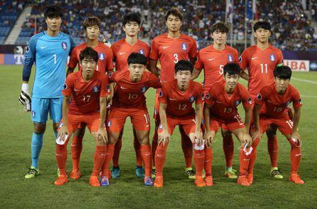 Ket qua, lich thi dau vong bang giai U19 chau A 2016 (ngay 17.10) - Anh 1