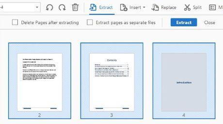 Cach sap xep va giai nen nhanh trang PDF - Anh 4