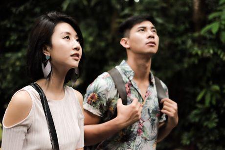 Van Anh, Tu Vi choi troi dua ca doan phim du lich Singapore - Anh 2
