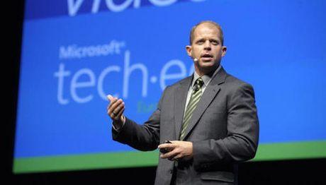 Microsoft: 'iPhone chang bao mat tot hon Android' - Anh 1