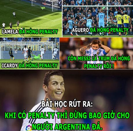 HAU TRUONG (17.10): Messi co bau, Pogba duoc hua 'thuong sex' - Anh 2