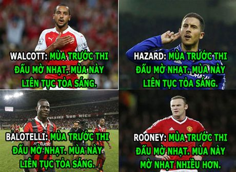 HAU TRUONG (17.10): Messi co bau, Pogba duoc hua 'thuong sex' - Anh 4