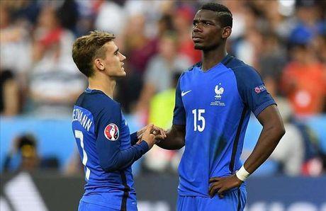Man United buoc dau dam phan de chieu mo Antoine Griezmann - Anh 2