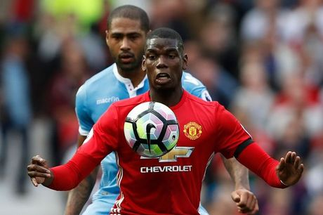 Pogba xin them thoi gian thich nghi - Anh 1