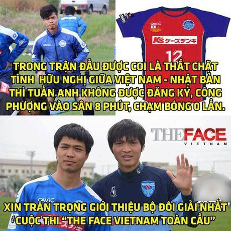 Anh che: Mourinho cuoi tren noi dau cua HLV Ranieri; Cong Phuong - Tuan Anh am 'giai khung' o J-League 2 - Anh 5