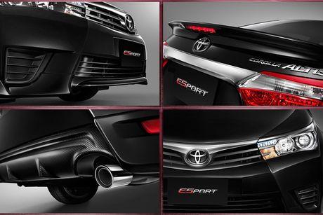 Toyota ra mat Corolla ESport gia 600 trieu dong - Anh 10