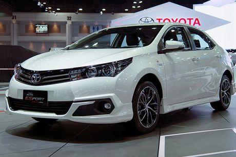 Toyota ra mat Corolla ESport gia 600 trieu dong - Anh 2