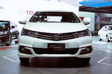 Toyota ra mat Corolla ESport gia 600 trieu dong - Anh 3