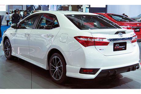 Toyota ra mat Corolla ESport gia 600 trieu dong - Anh 5