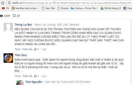 Su that ve thong tin khach hang trung 92 ty xo so Vietlott - Anh 4
