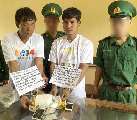 Pha chuyen an ma tuy lon nhat Tay Nguyen - Anh 1