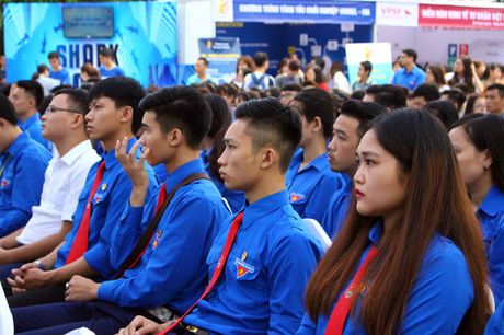 Phat dong Cuoc thi Y tuong sang tao khoi nghiep sinh vien - Anh 1