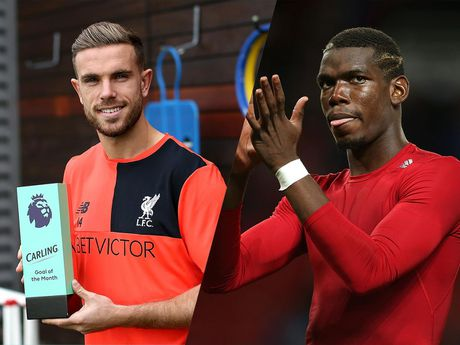 Henderson vs Pogba: Cuoc chien cua nhung so 8 tuong lai - Anh 1