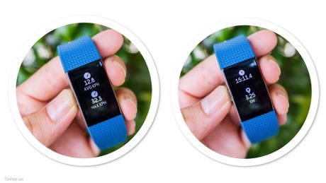 Danh gia Fitbit Charge 2: Da nang, phu hop voi cac ban choi the thao nghiep du - Anh 6