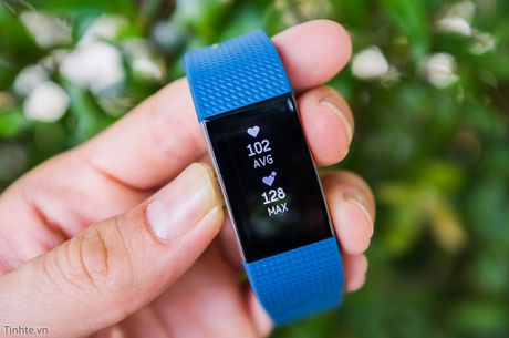 Danh gia Fitbit Charge 2: Da nang, phu hop voi cac ban choi the thao nghiep du - Anh 8
