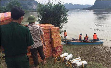 Quang Binh: Tim thay thi the nguoi dan ong sau 3 ngay bi lu cuon troi - Anh 1