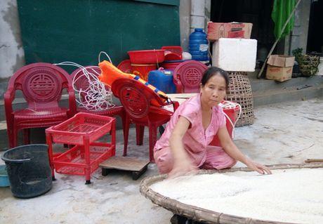 Mua lu tai Quang Binh: Nuoc rut den dau tan hoang den do - Anh 9