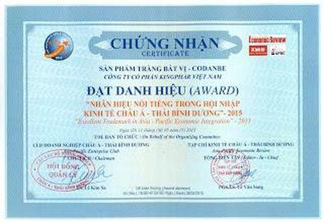 Kingphar Viet Nam: Thuong hieu uy tin, noi tieng Chau A - Thai Binh Duong trong hoi nhap - Anh 3