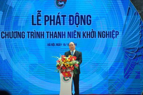Cau sinh vien va cau hoi 'bi quyet' thanh cong danh cho Thu tuong - Anh 1
