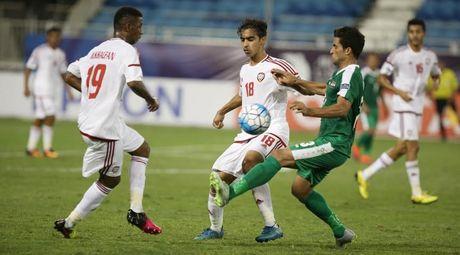 'Be tong hang nang' la giai phap cua U19 Viet Nam truoc UAE - Anh 2