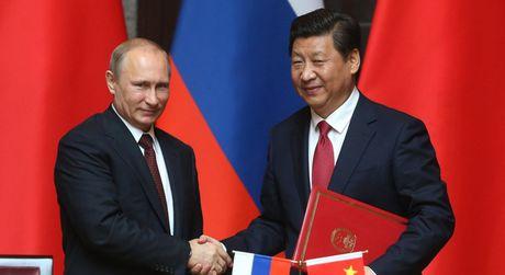 Bloomberg: Nga, Trung Quoc dang hinh thanh trung tam quyen luc moi doi dau My - Anh 1