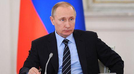 Bloomberg: Nga, Trung Quoc dang hinh thanh trung tam quyen luc moi doi dau My - Anh 2