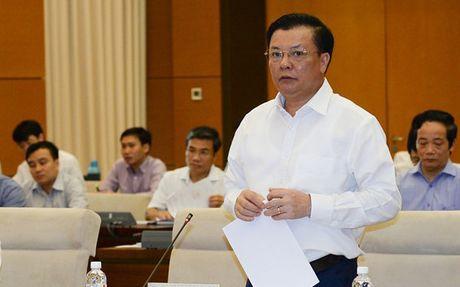 Nam 2017: Du toan boi chi ngan sach khoang 3,5% GDP - Anh 1