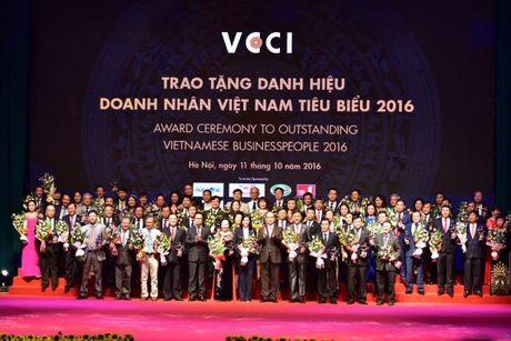 Hoi thao Xay dung van hoa doanh nghiep, doanh nhan Viet Nam - Anh 1