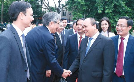 Dai hoc Quoc gia Ha Noi dong hanh cung ca nuoc trong muc tieu xay dung quoc gia khoi nghiep - Anh 1