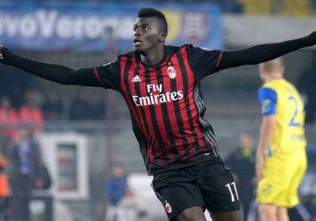 Chievo - Milan: Bay vao top 3 - Anh 1