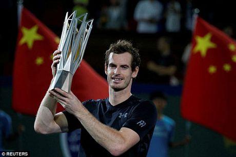 Murray co the soan ngoi so 1 cua Nole truoc ATP Finals - Anh 1